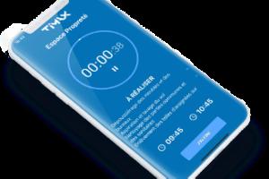 utilisation ERP SIMAX sur téléphone mobile